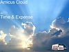 Amicus Cloud - Time and Expenses