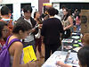 UH students meet prospective employers at career fair