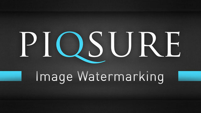 Piqsure - Image Watermarking