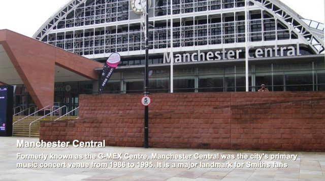 Morrissey and The Smiths - Manchester Landmarks