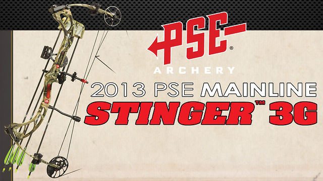 2013 PSE Stinger 3G