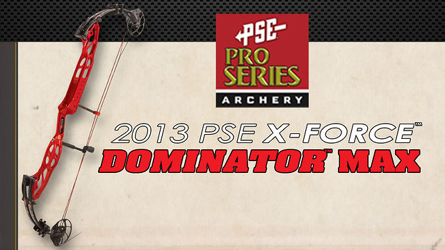 2013 PSE Dominator Max
