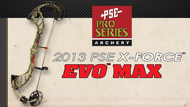2013 PSE EVO Max