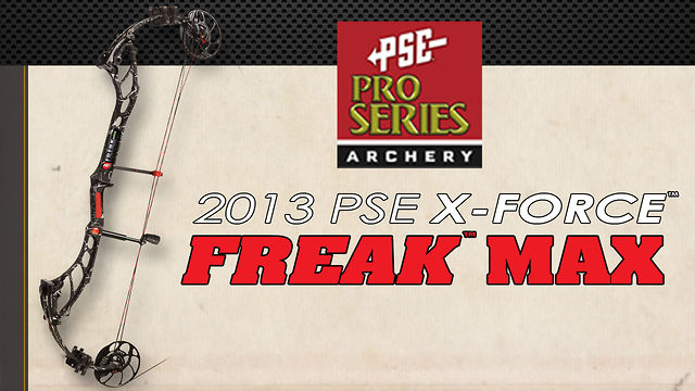 2013 PSE Freak Max