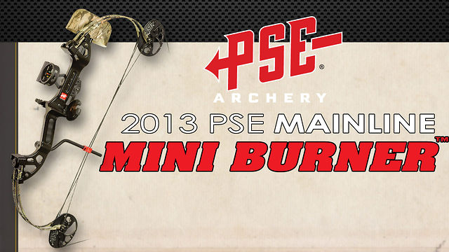 2013 PSE Mini Burner