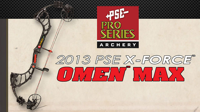 2013 PSE Omen Max