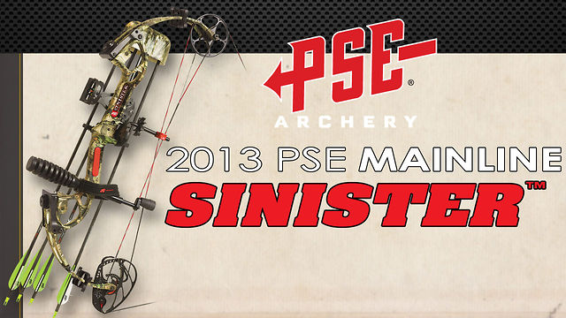 2013 PSE Sinister