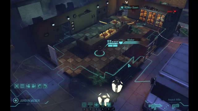 XCom Enemy Unknown Or The Fierce Five Alien Hunters On Vimeo