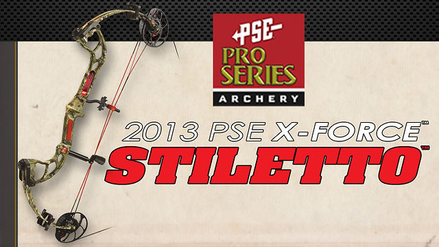 2013 PSE Stiletto