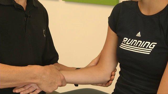 Elbow- Pronator Teres Syndrome - 25.5KB
