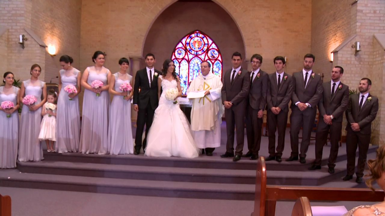Anthony & Melissa highlight video in full