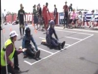 Newton's Playground IGSA World Chamionships 2009 Classic Luge Consolation Final