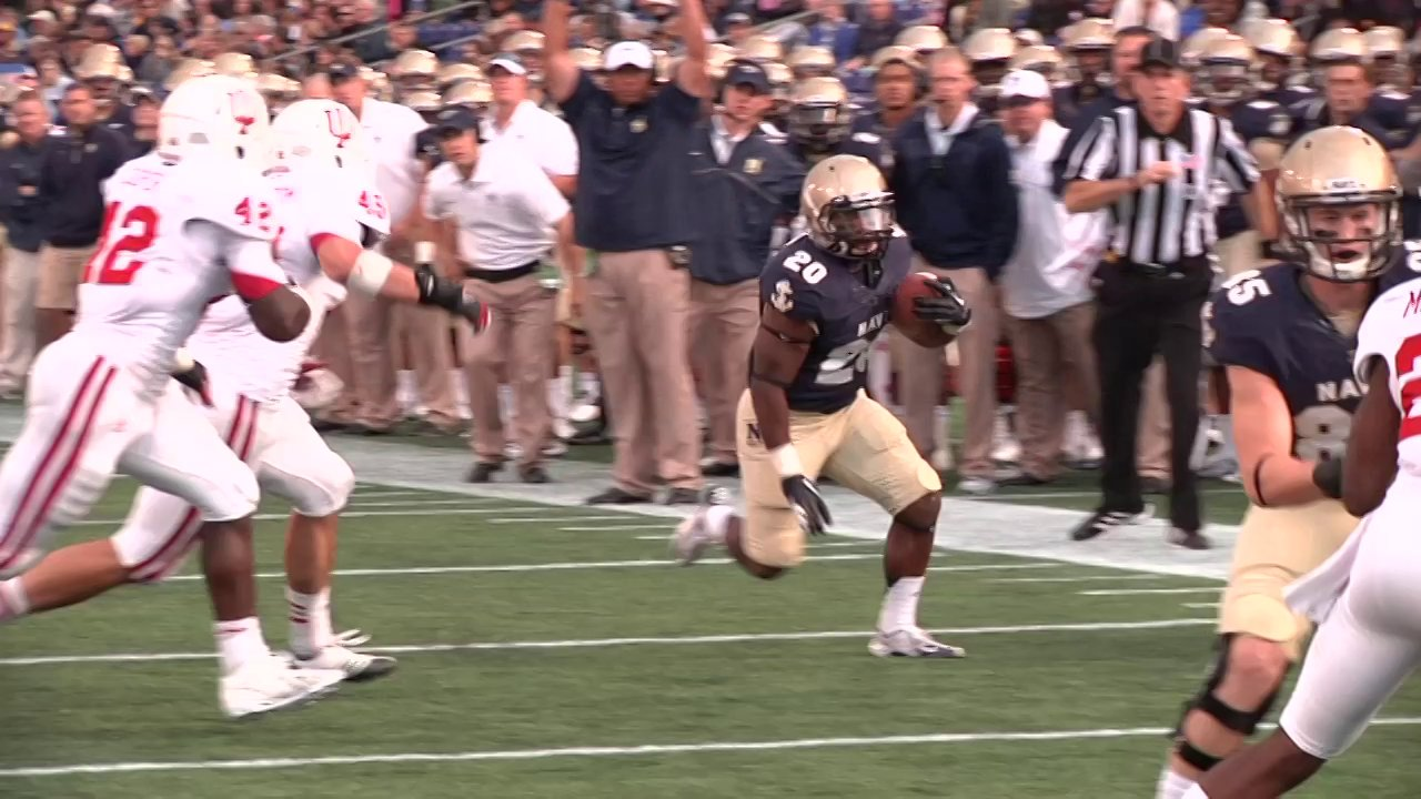 Navy Football Motivational 2012 vs ECU