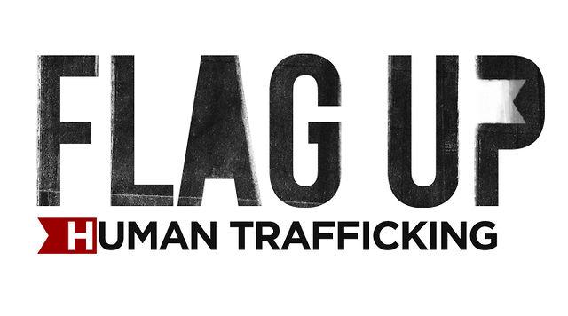 Flag Up Human Trafficking