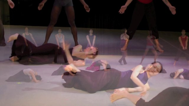 A Primitive Minute:  8 days into rehearsal of The Rite of Spring with The Martha Graham Dance Company