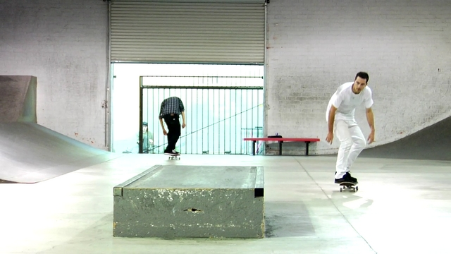 The Berrics in 60fps