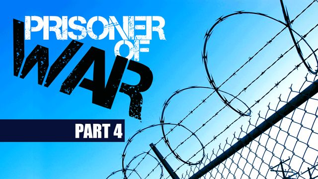 "October 28, 2012 – POW ""Prisoner of War"" Part 4"