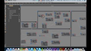Xpresso manager in CINEMA 4D
