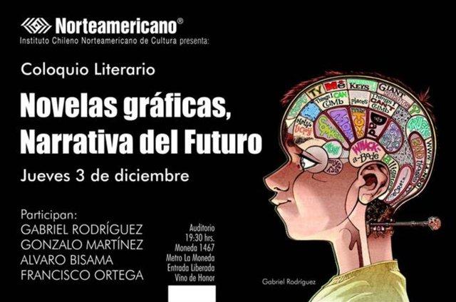 Novelas Graficas Narrativa del Futuro parte 1
