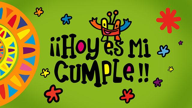 Ya es mi cumpleaños - Imagui