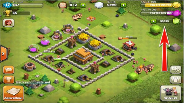 Clash of clans Cheats, Iphone-Ipod-Ipad Hack without jailbreak1452
