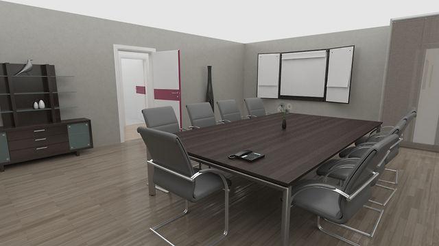 immobilien innenvisualisierung wohnung typ 5 b ro 3d grundrisse erstellen lassen on vimeo. Black Bedroom Furniture Sets. Home Design Ideas