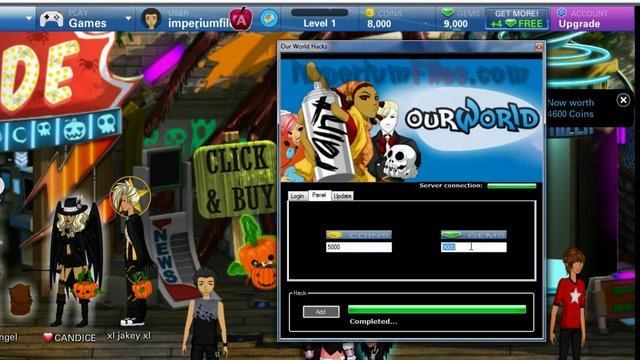 ourWorld Hack Tool v2.5b | Latest version Cheats | Get to Download