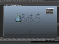 bhGhost: Onion Skinning/Ghosting Tool for Maya Tutorial
