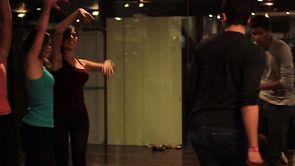 Les danseurs et danseuses de l'ENSEIRB-MATMECA
