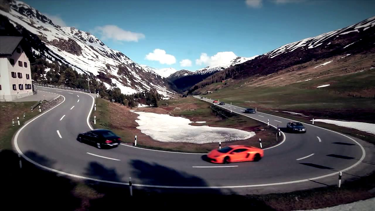 Ultimate Driving Tours - Ultimate Supercar Tour