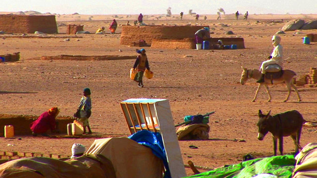 Crisis in Darfur Expands: Testimonials