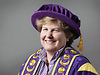 Sandi Toksvig becomes Chancellor - Highlights