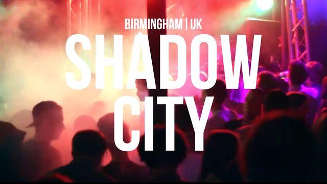 SHADOW CITY presents BONDAX | 24/10/2012 | Birmingham,UK