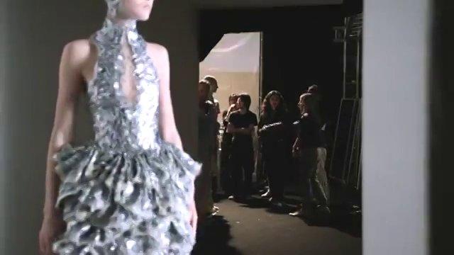 image Behind the scenes with london keyes and mia lelani