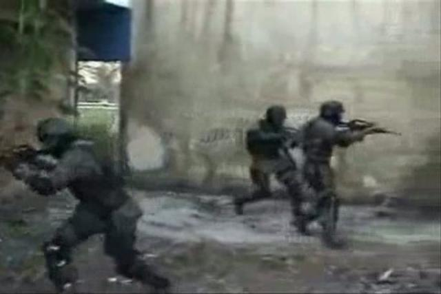 Brazilian Special Forces