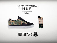 EXPEDITION-ONE - HUF SHOE RELEASE - BERRICS