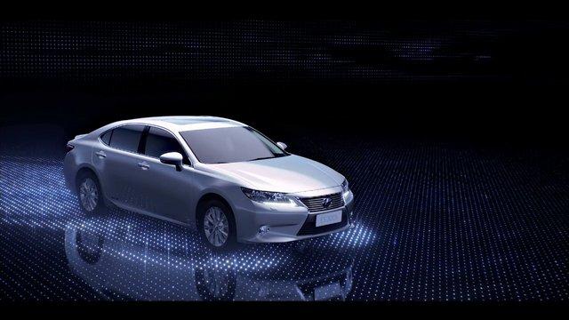 Lexus ES300h - LED - Director's cut
