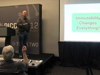Immutability Changes Everything - Pat Helland, RICON2012