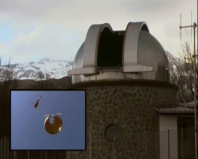 Gambato, Costruzioni per Astronomia - Short version
