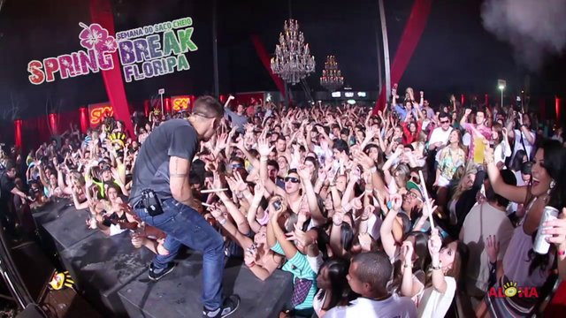 Spring Break Floripa 2012 (clipe)