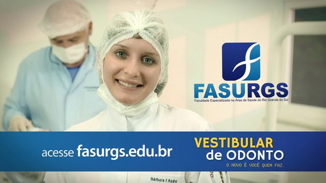 Fasurgs - Vestibular Odonto 2012