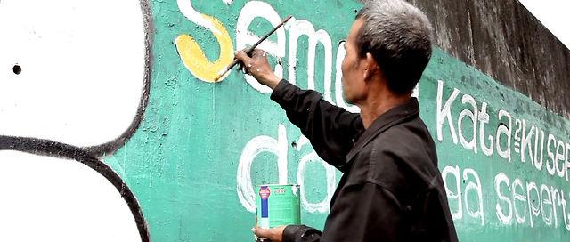 PAK NUR: The Real Street Artist