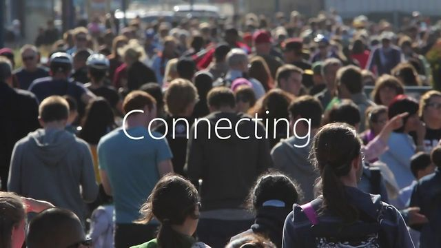 Connecting | the future of interaction design