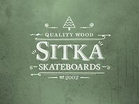 Sitka X Folk X Jesse Williams Skate Decks