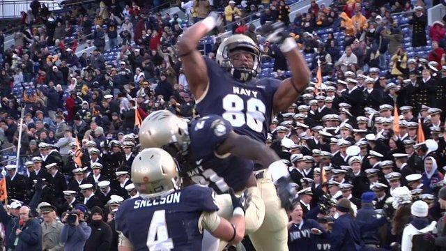 2012 Navy Football Highlights vs Florida Atlantic
