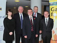 IFA & GAA team up for Good Relations Forum