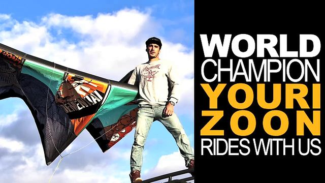 Youri Zoon Rides With Us