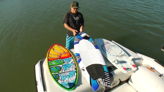 How to choose the right wakesurfer