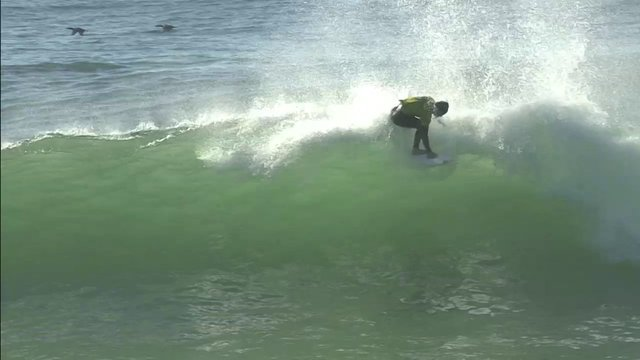 Taj Burrow Wins O&#8217;Neill Cold Water Classic