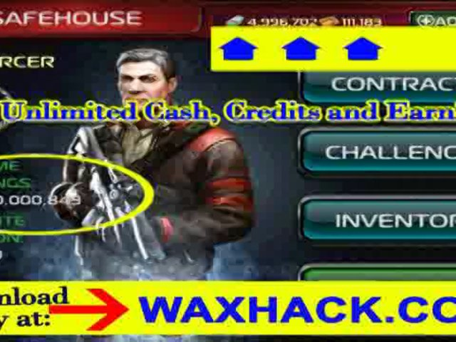 Hacks- Get Unlimited Free Cash Using Contract Killer 2 Hack iPhone